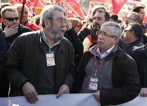 Toxo y Méndez calentarán motores en Toledo de cara al 14N
