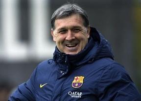 Tras su petardazo con el Barça, el Tata Martino se sentará en el banquillo de Argentina