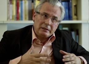 Homenaje 'antifranquista' al juez Garzón