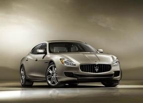 El Maserati Quattroporte Diesel llega al mercado español