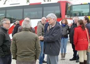CCOO CLM se une a la manifestación de la planta de Airbus en Getafe