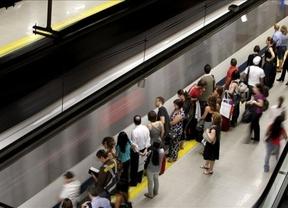 Vuelven a boicotear el Metro de Madrid parando trenes, esta vez sin estar en marcha