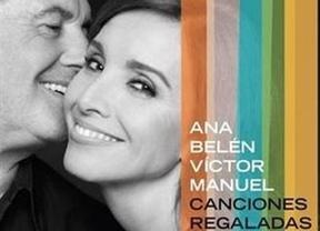 Ana Belén y Víctor Manuel publicarán en abril su primer disco juntos en 30 años