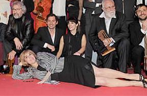 Maribel Verd� sigue cosechando �xitos, el �ltimo un Fotogramas a Mejor Actriz de Cine