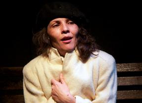 'La douleur', magia en las palabras y en la interpretación de Valery Tellechea