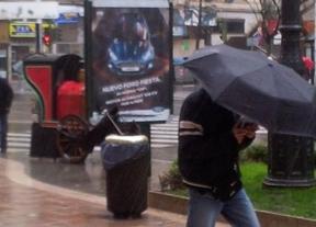 El viento, la nieve y la lluvia, protagonistas este miércoles en Castilla-La Mancha