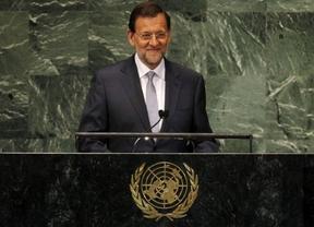 Rajoy debuta en la ONU reivindicando para España una solución para Gibraltar