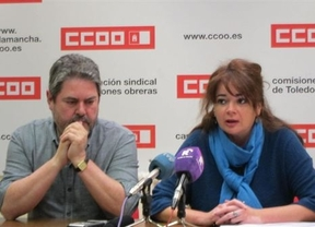 CCOO lamenta que la bajada del paro