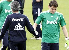 Casillas sí, Casillas no... será titular, esa es la cuestión y el morbo en el Bernabéu