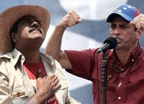 Capriles y Maduro cierran la campaña electoral más corta de la historia de Venezuela