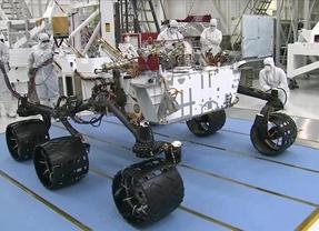 La tecnología española de camino a Marte