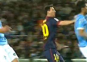 Papá Messi y su puñetazo triunfan en Internet