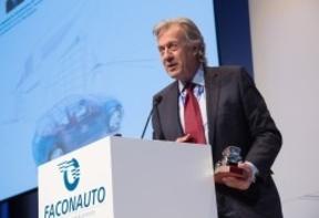 El premio fue recogido por Joan Manuel Soler, su presidente