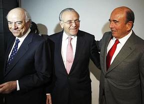 La élite de la banca española, Botín, Fainé y González, declara hoy en la Audiencia Nacional por el 'caso Bankia'