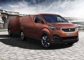 Peugeot crea un vehículo de distribución de comida callejera