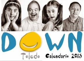 La Diputación edita 3.500 ejemplares del calendario solidario de Down Toledo