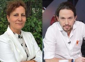 Elsa González corrige a Pablo Iglesias y defiende a Alfonso Rojo: 'La FAPE no juzga a los periodistas'