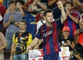 El 'nuevo' Barça y el 'viejo' Messi vuelven por sus fueros ante un débil Elche (3-0)