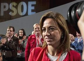 Chacón se desmarca del soberanismo catalán para que su futuro no esté condicionado