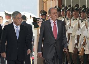 El Rey busca en Latinoamérica aliados para salir de la crisis: