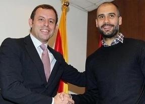 Guardiola deshoja la margarita de su posible renovación y el barcelonismo tiembla