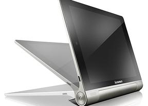Lenovo presenta la primera Tablet Yoga que cambia de postura