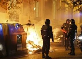 Desde radicales de Resistencia Galega a proetarras: el perfil de los radicales que arruinaron la 'Marcha por la Dignidad'