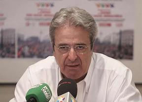 José Ricardo Martínez, secretario general de UGT Madrid, dimite por el escándalo de las tarjetas de Caja Madrid