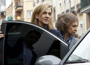 La Casa Real encaja con cautela la retirada de la imputación de la Infanta