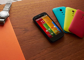 Motorola lanza Moto G, un Android con 4 núcleos por menos de 200 euros