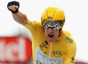 Bradley Wiggins se apunta a la Vuelta... para preparar el Campeonato del Mundo