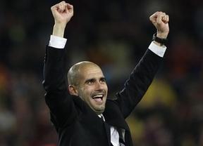 Guardiola, mejor entrenador del mundo