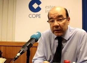 Ángel Expósito presentará y dirigirá 'La Mañana de la Cope' tras la renuncia de Sáenz de Buruaga
