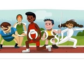 Los Juegos Olímpicos se ingauguran primero en Google