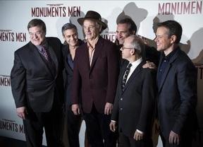 La premiada 'Her' frente a Clooney y el arte en la II Guerra Mundial