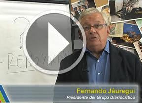 El VídeoBloc de Fernando Jáuregui: 'Adiós, Diariocrítico de Catalunya'