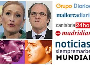 El Grupo Diariocrítico se vuelca en los grandes mítines del cierre de campaña