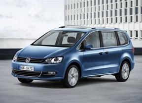 Volkswagen presentará el nuevo Sharan en el Salón de Ginebra