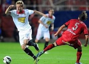 Zaragoza y Sevilla se medirán en cuartos tras eliminar a Levante (2-0) y Mallorca (1-2)
