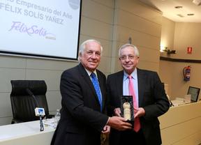Félix Solís Yáñez 'Premio Crédito y Caución al Empresario del Año'