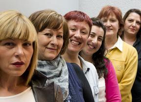 Mujeres a la cabeza en Izquierda Unida