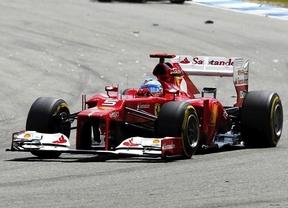 Alonso, un poco más líder tras ganar el Gran Premio de Alemania