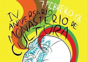 El colectivo Monasterio de la Cultura celebrará su IV aniversario en Toledo