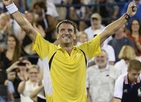 Un heroico Robredo elimina a Federer en el Open USA y se cita con Nadal