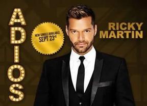 Ricky Martin lanza un adelanto de su próximo disco: 'Adiós'