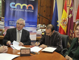 La Universidad de Murcia colaborará en la defensa de la conservación de la Huerta