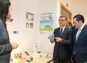 Marín anuncia una inversión de 40 millones de euros para el desarrollo energético de Puertollano