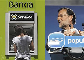 Rajoy sí pidió a Europa rescatar a Bankia, pese a afirmar lo contrario; después tuvo que elaborar un plan de urgencia