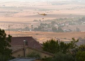 El incendio en El Viso de San Juan ha afectado a 96 hectáreas