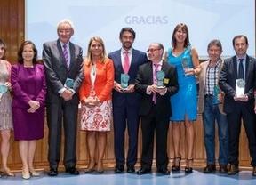 Nuestro colaborador Luis del Olmo, Premio Sénior del Año